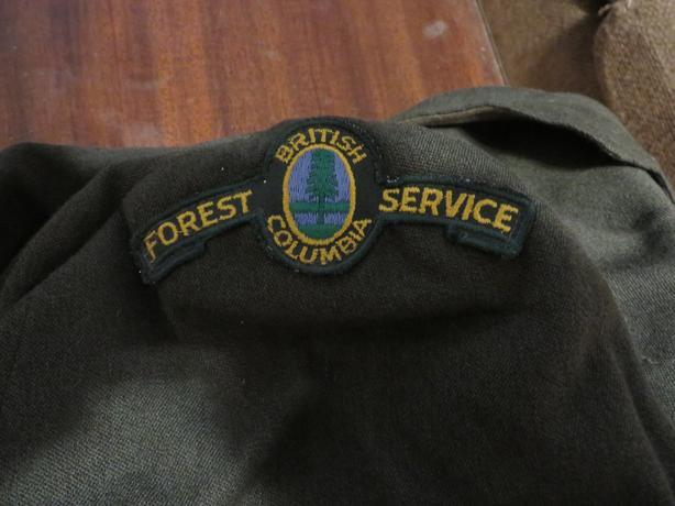 Vintage Forest Service Uniform - $200 obo