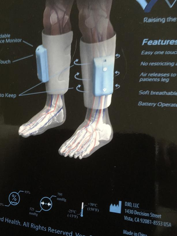 Venapro Vascular Therapy System Saanich Victoria Mobile