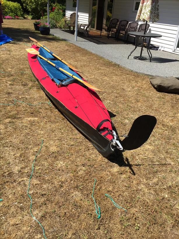  Log In needed $3,000 · Klepper Aerius Expedition Folding Kayak - Tandem