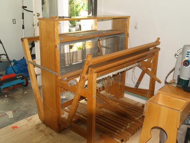 12 - Harness Weaving Loom