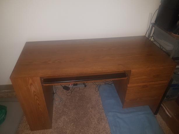 Office Desk-Wood