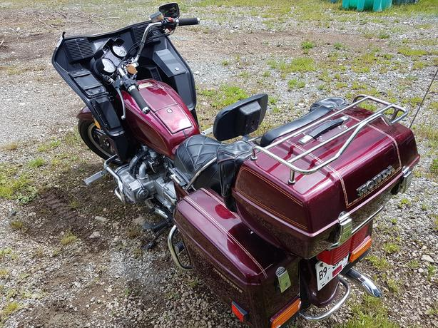 1982 Honda Goldwing 'Sell or Trade'