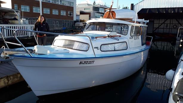 1976 Albin 25 Deluxe  power cruiser excellent condition