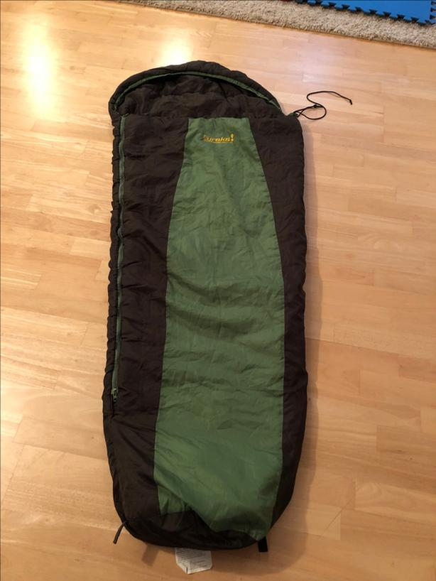 premium selection af04e 79acd Eureka Grasshopper Children Sleeping Bag Central Saanich ...