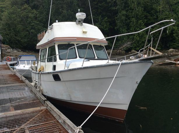 1981 Campion Adventure Trawler