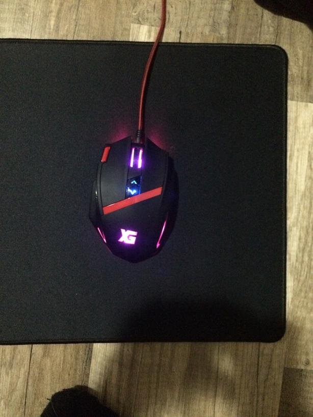 XG GAMING MOUSE
