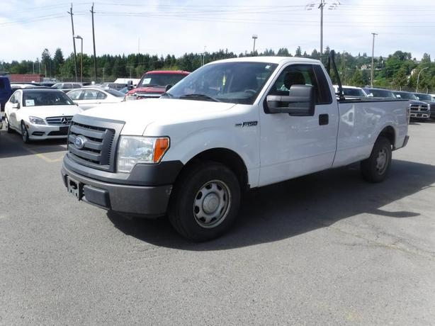 2010 Ford F-150 Regular Cab XL 8-ft. Bed 2WD