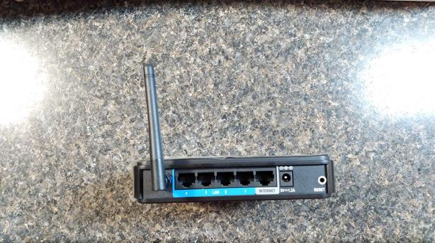 D-Link Router DI-601 N150