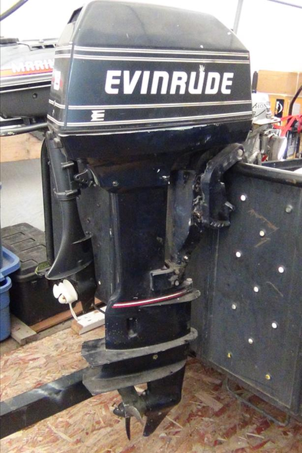  Log In needed $250 · 1992 8 HP EVINRUDE LONG SHAFT OUTBOARD MOTOR