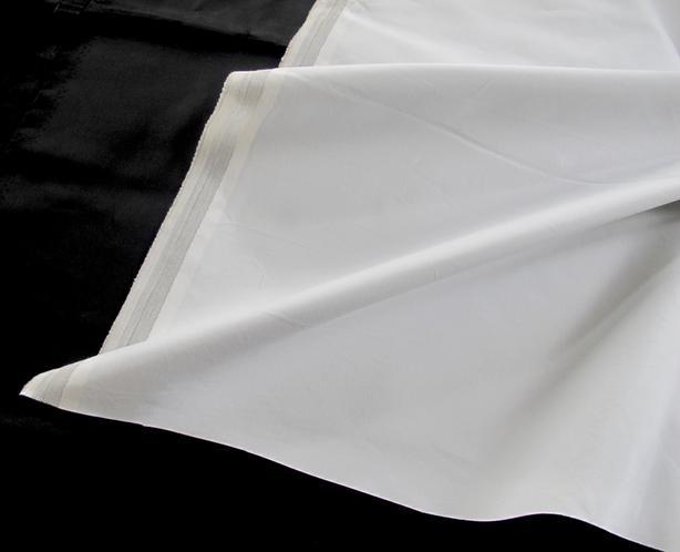 Blackout Drapery Lining .... White