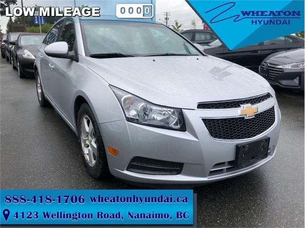 2011 Chevrolet Cruze LT Turbo - Sunroof -  Alloy Rims - $110.34 B/W