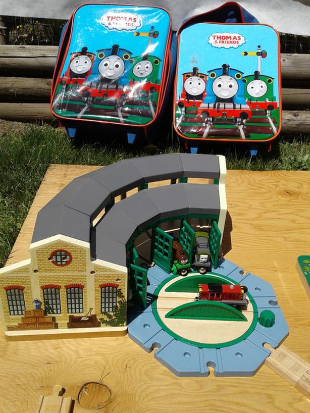 Log In Needed 150 Thomas And Friends Wooden Train Collection