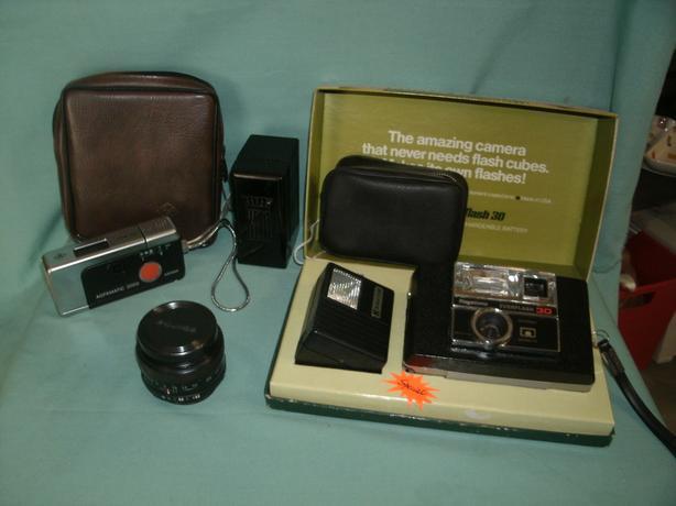 70's Camera - The amazing Camera / FUJICA LENS