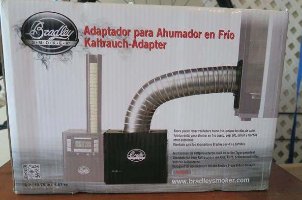 Bradley Smoker Cold Smoke Adapter