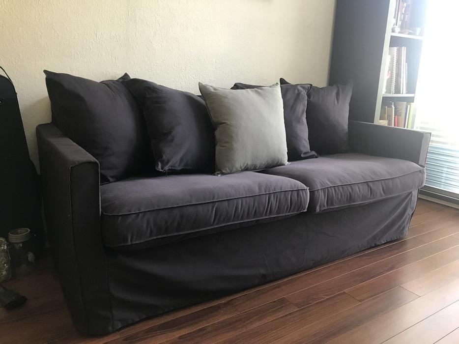 Cool 75 Ikea Harnosand Sofa Interior Design Ideas Jittwwsoteloinfo