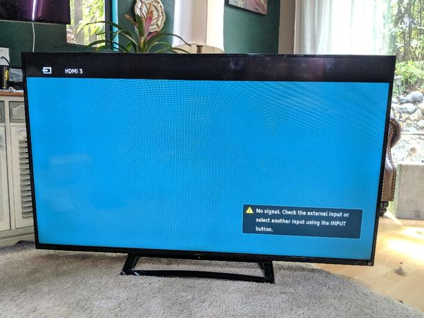  Log In needed $600 · Sony 60