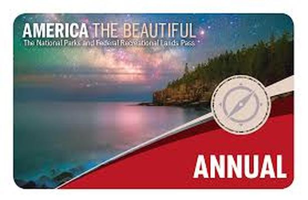America The Beautiful Annual National Parks Pass