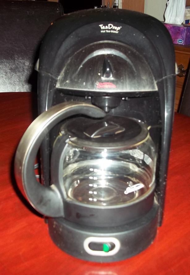 Sunbeam Tea Drop Hot Tea Maker