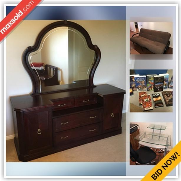Port Hope Moving Online Auction - Jiggins Court