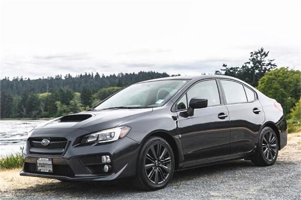 2015 Subaru WRX SDNAWDCVT