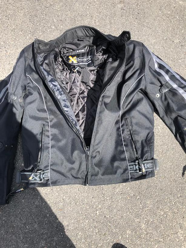 Men's Water Proof Motorcycle Jacket