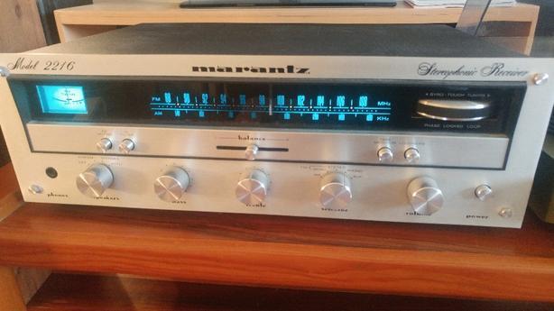 Vintage Marantz 2216 Stereo Receiver Victoria City, Victoria