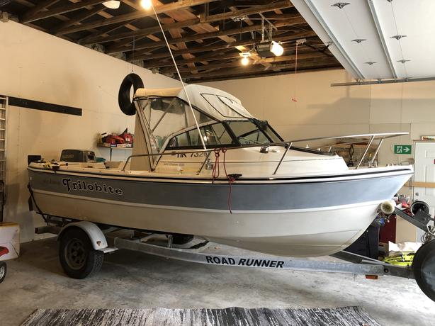  Log In needed $12,000 · 17 5 foot Arima Sea Chaser