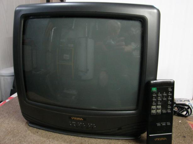 Prima 13 inch CRT TV