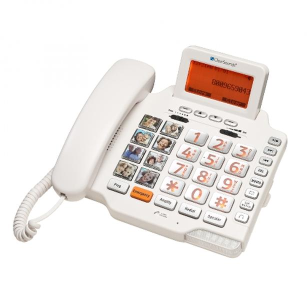 Clearsounds CSC1000 Amplified Big Button Phone (sells $171+tax)