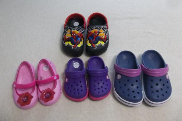 Crocs for boy and girl