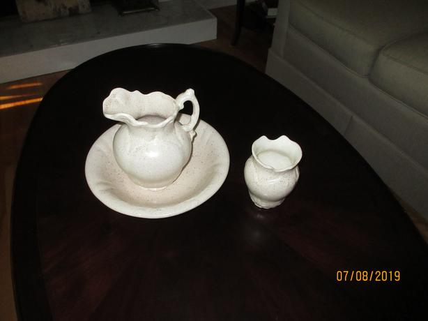 Wash Basin and Pitcher set