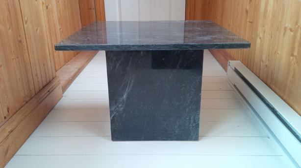 Marble Tables (Or Slabs)