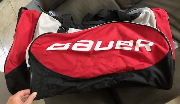 NEW Bauer Hockey Carry Bag