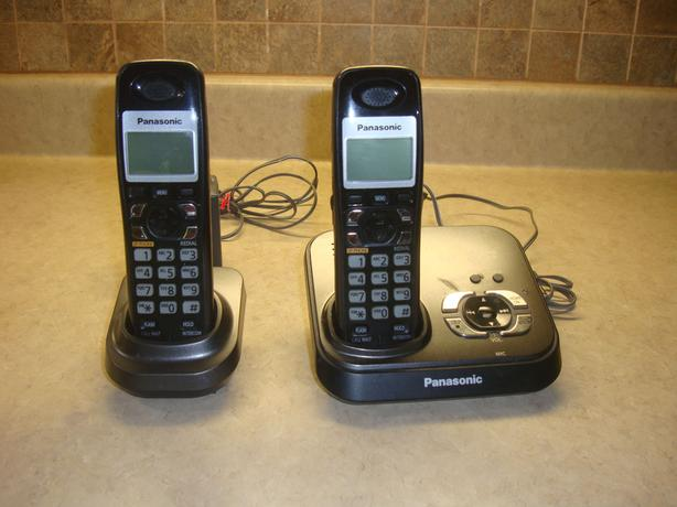 Like New Panasonic Cordless Phone DECT 6.0 KX-TGA931CT - $45