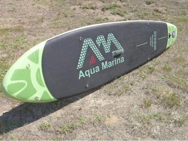 Aqua Marina Inflatable Stand Up Paddle Board Sup 9 9