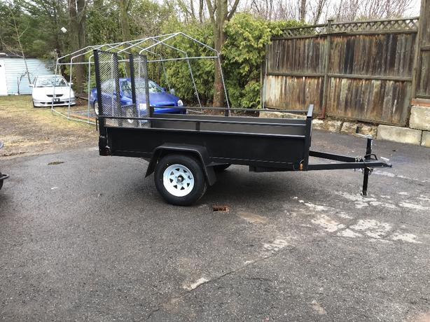 trailer for sale 4x8 brand new