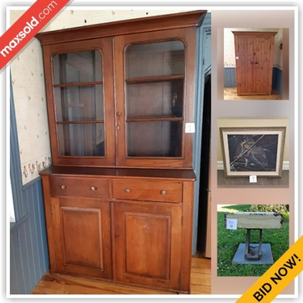 Kingston Moving Online Auction - Woodbine Road