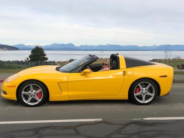 2005 C5 Convertable Corvette