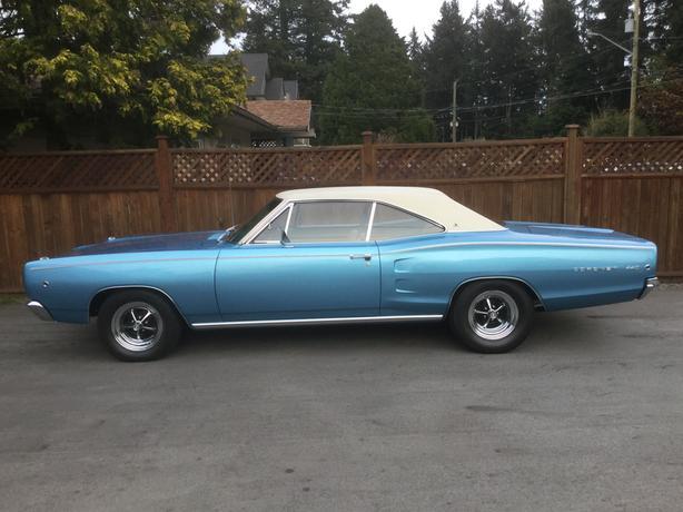 1968 Coronet 440