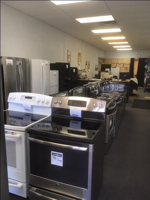 New Scratch And Dent Appliances Central Nanaimo Nanaimo
