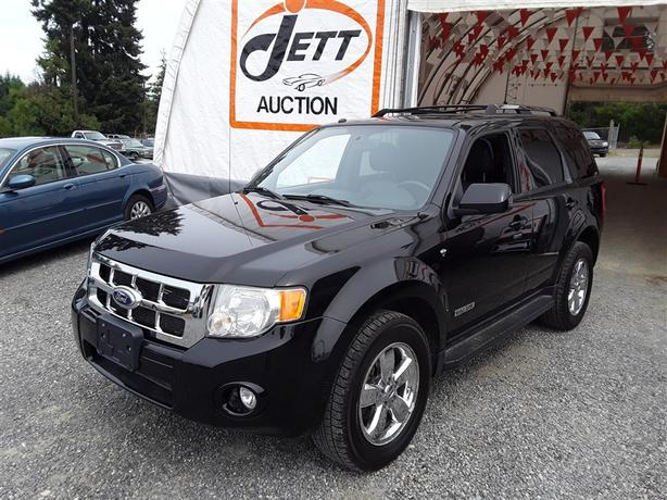 2008 Ford Escape 3.0L V6 AWD Unit Selling at Auction!