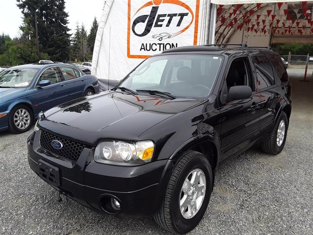 2006 Ford Escape 3.0L V6 AWD Selling at Auction!
