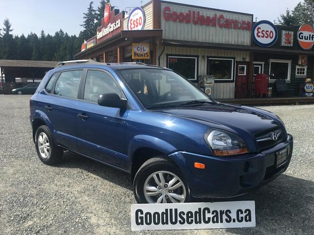 2009 Hyundai Tucson - Manual with Only 94,000 KM!