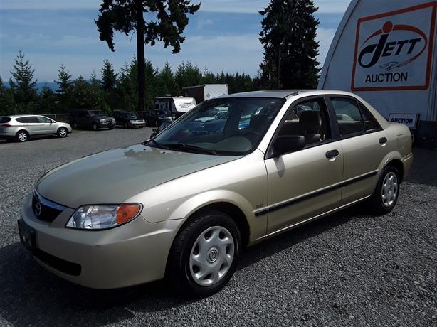 2001 Mazda Protege DX 1.6L 4 Cyl. Unit Selling at Auction!