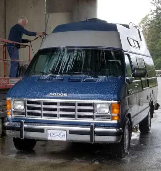  Log In needed $13,500 · 1989 Dodge Ram Getaway Camper Van