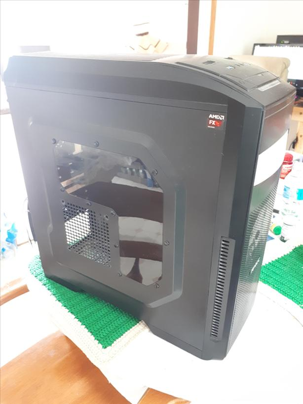 used computer case (empty)
