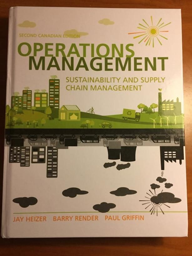 Operations Management - 2nd Edition