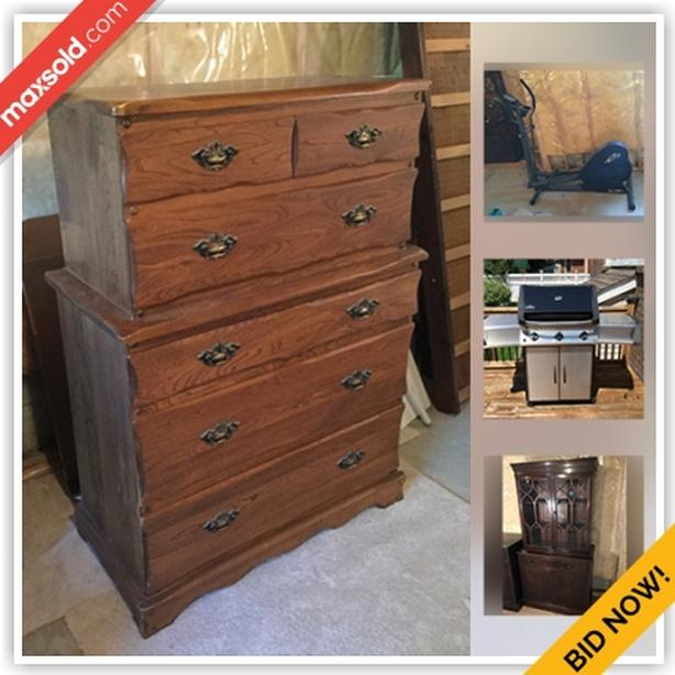 Ottawa Downsizing Online Auction - Sandy Forest Place
