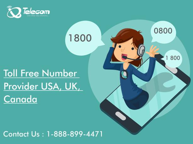 How toll free number is beneficial for business?