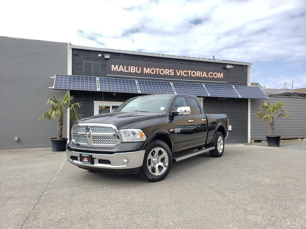 ** 2013 DODGE RAM 1500 LARAMIE - 65K - HEMI - LEATHER